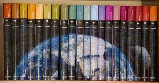 Colección libros La Enciclopedia del Estudiante