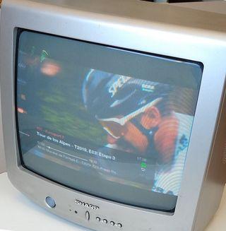 Televisor CRT Sharp