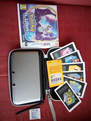 Consola Nintendo 3ds xl + otros