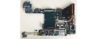 Placa base QXW00(LA-7901P) para portátil Dell