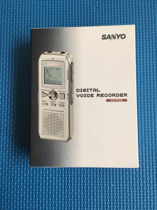 Grabadora Digital SANYO