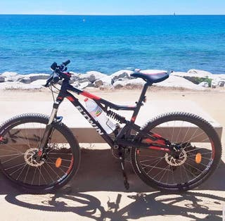Bicicleta BTT ROCKRIDER ST 500 27,5 M
