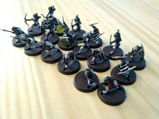 Goblins de Moria Warhammer LOTR