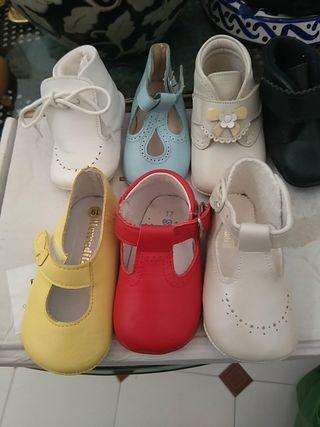 cd7ca42eb Zapatos bebé de segunda mano en Chiclana de la Frontera en WALLAPOP