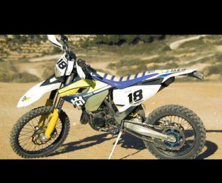 Husaberg Te 125cc 2T Enduro
