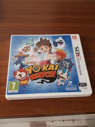 Juego Yokai Watch Nintendo 3ds