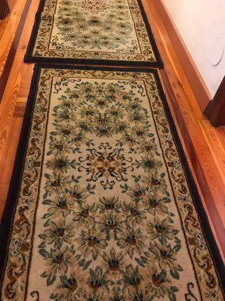 Oportinidad, alfombras pasillo