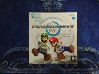 [Wii] Mario Kart Wii Edición con Volante