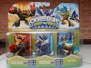 Skylanders Swap Force azul (Art. Nuevo)