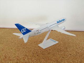 Maqueta Air Europa Boeing 787-800 Dreamliner