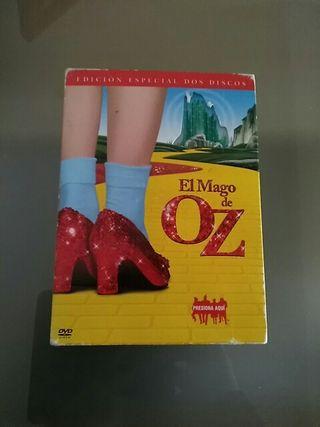Dvd El Mago de Oz , edición especial 2 discos