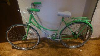 bicicleta BH BOLERO de paseo
