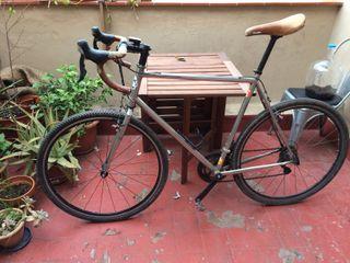 Bicicleta de ciclocross XL