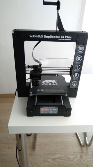 IMPRESORA 3D WANHAO I3 PLUS MARK II