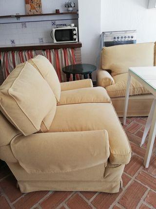sofá dos y tres plazas