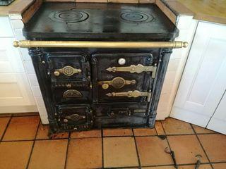 Cocina calefactora Hergom L07