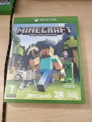 minecraft xbox one edition