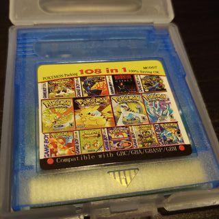 Juego nintendo game boy color advance sp pocket