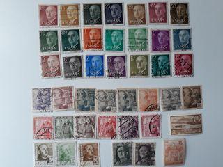 sellos Franco , Juan Carlos I