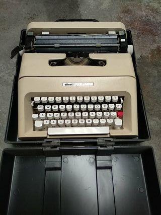 maquina escribir olivetti 35