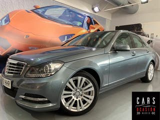 MERCEDES-BENZ Clase C 350 Blue Efficiency Elegance