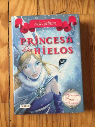 """Libro """"Princesa de los hielos"""""""