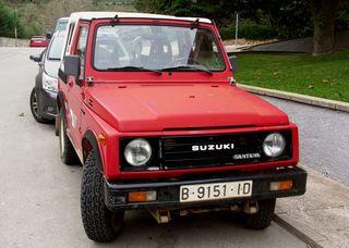 Suzuki HJ413 (No Samurai,no 1990)es de 1987