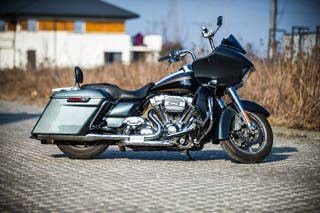 Harley-Davidson CVO 1800cc