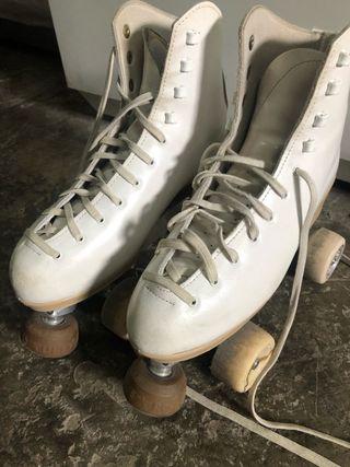 Patines de patinaje artistico ( Buenos patines )