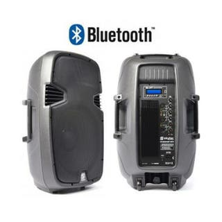 "Altavoz 15"" bluetooth 800w / USB MP3 / SD / Entra"