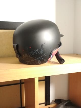 casco snow red