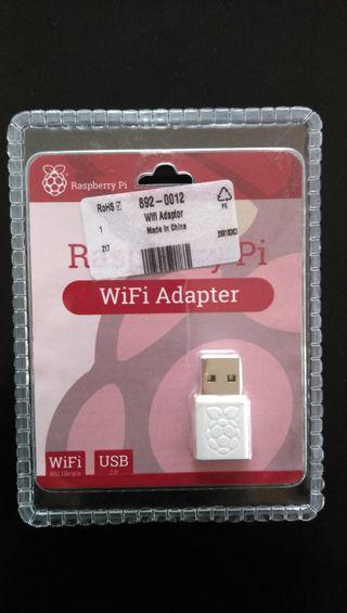 raspberry pi adaptador wifi