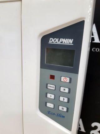 Radiador seco Dolphin Eco Slim Bajo consumo 1500w