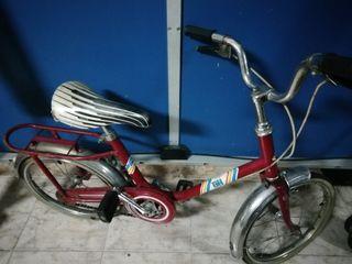 Antigua bicicleta BH