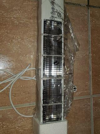calefactor nuevo a estrenar