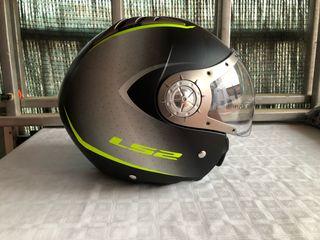 Casco moto LS2 talla M