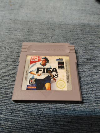 Fifa 98 Road to World Cup - Gameboy