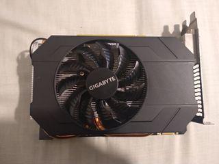Vendo tarjeta gráfica Nvidia GTX 960