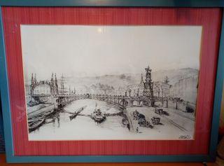 Cuadro de Bilbao