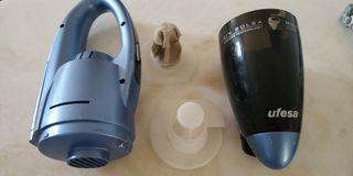 aspiradora inalámbrica recargable con base