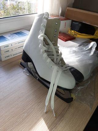 Patines sobre hielo senhai Nuevos