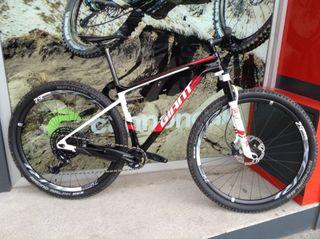 Bicicleta giant xtc talla m