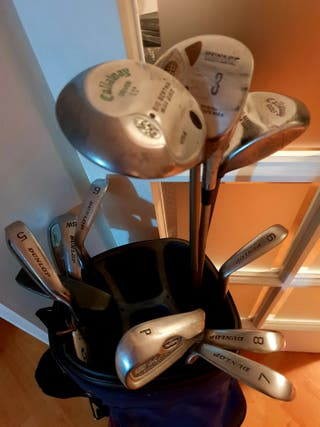 Set completo de golf para señora