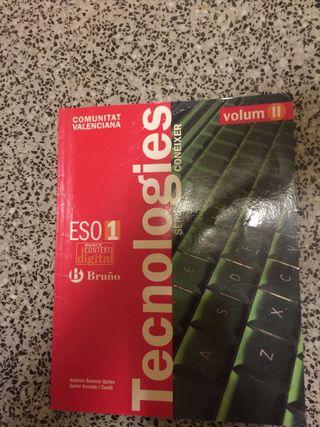 Libro de Tecnología 1ESO