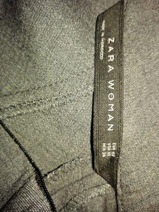 vestido traje Zara Woman Xs