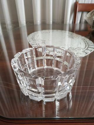 Macetero cristal bohemia