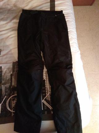 pantalon cordura moto dainese talla 54