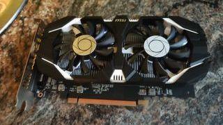 Tarjeta gráfica Nvidia GeForce GTX 1050 Ti