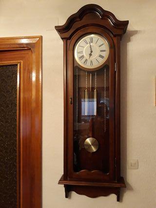 Reloj pared pendular