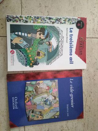 lecturas de apoyo en francés